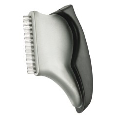 GRIP SOFT FLEA COMB