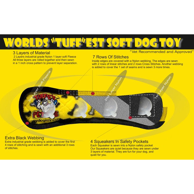 How Tuffy's Dog Toys Are Made
